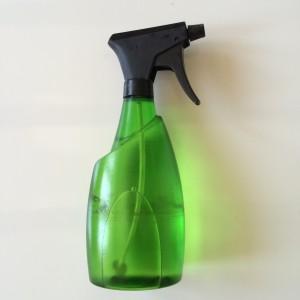 Sprühflasche mit Wasser